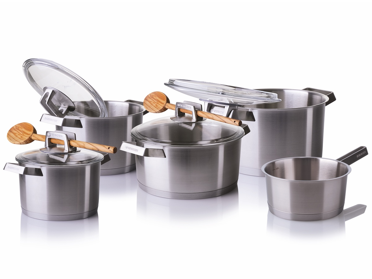 cookware set pots casseroles inox lonci 200031 1
