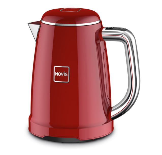 Novis Kettle KTC red
