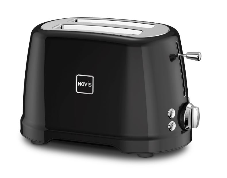 Novis Toaster T2 black