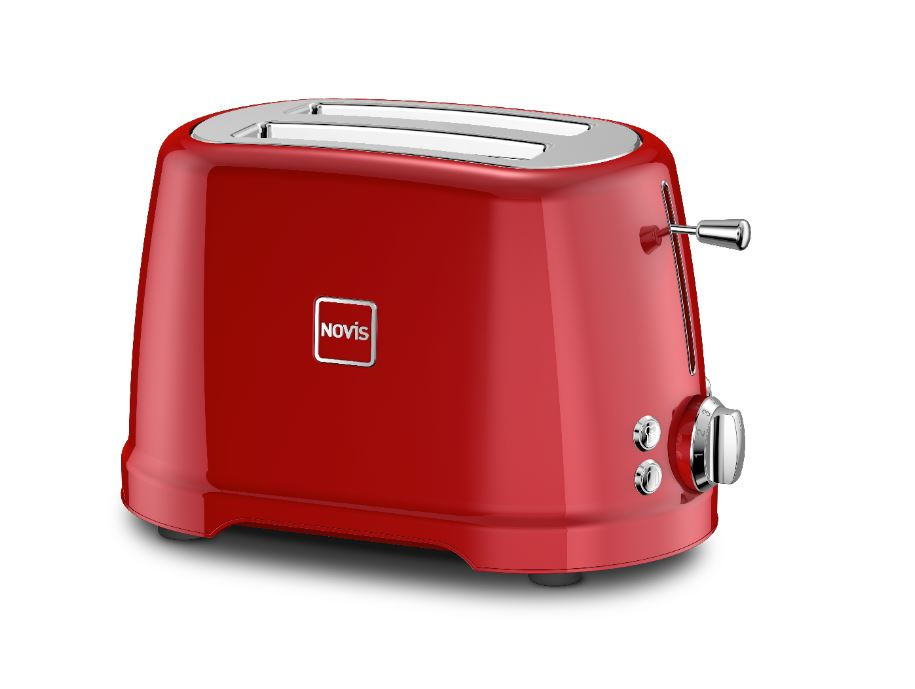 Novis Toaster T2 red