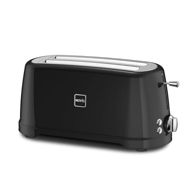 Novis Toaster T4 black