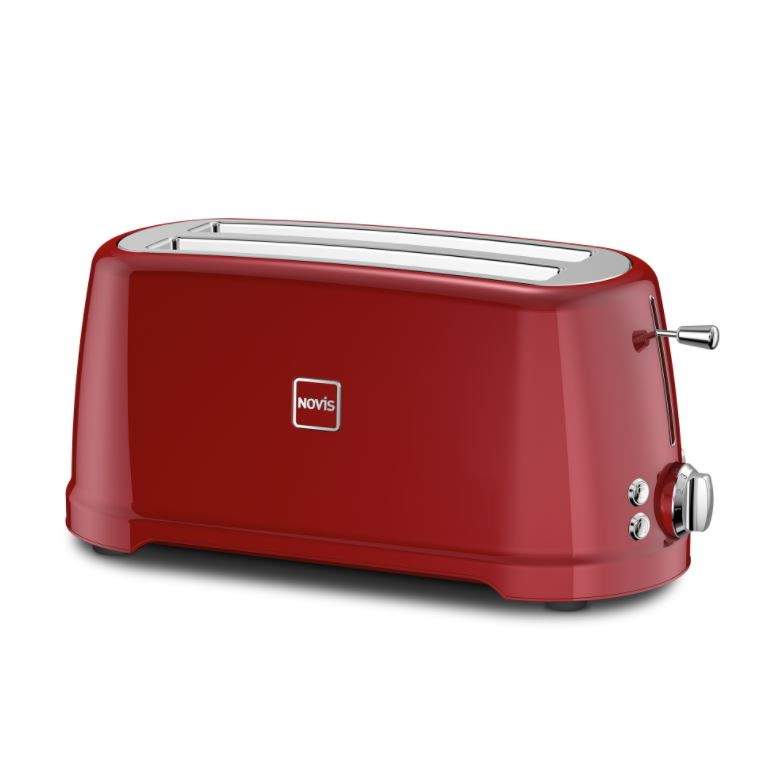 Novis Toaster T4 red